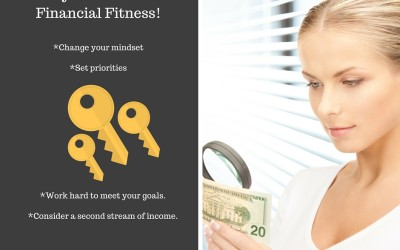 """""""Focused Financial Fitness!"""""""