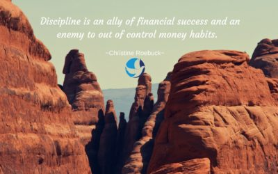 """""""Financial Discipline Takes You From Good, To Great"""""""